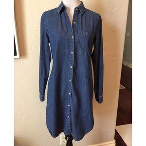 J. Jill Denim Dress/Tunic in size XS